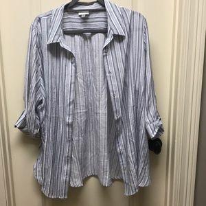 Cardigan/button up shirts